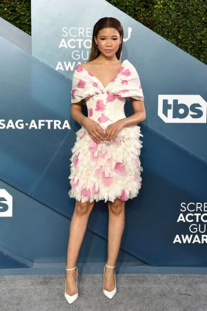 storm-reid-in-giambattista-valli-2020-screen-actors-guild-awards