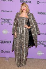 Taylor Swift In  Carmen March @   'Taylor Swift: Miss Americana' Sundance Film Festival Premiere
