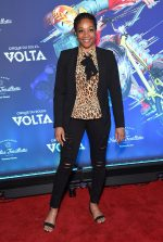 Tiffany Haddish Attends  Cirque du Soleil VOLTA Premiere in LA