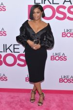 "Tiffany Haddish  In Sergio Hudson @   ""Like A Boss""  New York Premiere"
