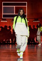 Naomi Campbell Rocks Runway @ TommyNow AW 20 London Fashion Week Show