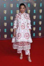 Lulu Wang In Simone Rocha @  2020 EE British Academy Film Awards