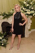 Pom Klementieff In Miu Miu @  BAFTA Vogue x Tiffany Fashion and Film Afterparty