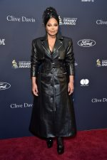 Janet Jackson  In  Alexander Wang  @ 2020 Pre-GRAMMY Gala