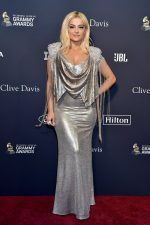 Bebe Rexha In Julien Macdonald @ 2020 Pre-GRAMMY Gala