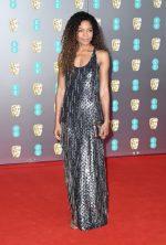 Naomie Harris  In Michael Kors @  2020 EE British Academy Film Awards