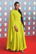 Naomi Ackie In Valentino @ 2020 EE British Academy Film Awards