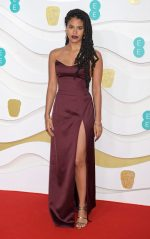 Zazie Beetz  In Marina Moscone @ 2020 EE British Academy Film Awards