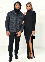 Ciara & Russell Wilson at the Tom Ford AW20 Show