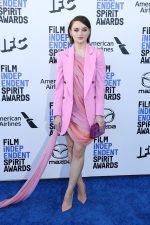 Joey King In Oscar De La Renta @ 2020 Film Independent Spirit Award