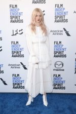 Hunter Schafer  In Loewe @ 2020 Film Independent Spirit Awards