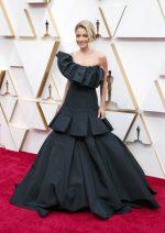 Kelly Ripa  In Christian Siriano  @ 2020 Oscars