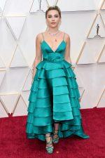 Florence Pugh  In Louis Vuitton   @ 2020 Oscars