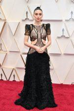 Rooney Mara In Alexander McQueen @ 2020 Oscars