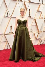 Greta Gerwig In Christian Dior Haute Couture @ 2020 Oscars