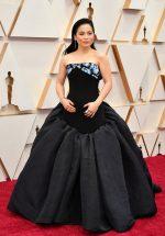 Kelly Marie Tran In Schiaparelli Haute Couture @ 2020 Oscars