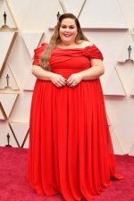 Chrissy Metz  In Christian Siriano @ 2020 Oscars