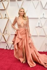 Molly Sims  In Zuhair Murad Couture @  2020 Oscars