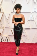 Zazie Beetz In Thom Browne @ 2020 Oscars