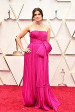 Idina Menzel  In J Mendel @  2020 Oscars