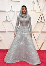 Janelle Monae In Ralph Lauren @  2020 Oscars