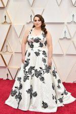 Beanie Feldstein  In Miu Miu @ 2020 Oscars