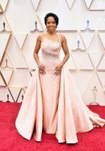 Regina King In Atelier Versace @ 2020 Oscars