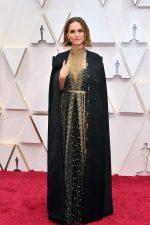 Natalie Portman In Christian Dior Haute Couture  @ 2020 Oscars