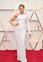 Renée Zellweger In Armani Prive @  2020 Oscars