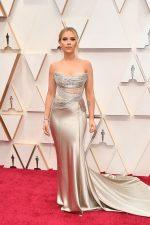 Scarlett Johansson In Oscar De La Renta @  2020 Oscars