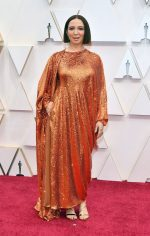 Maya Rudolph  In Valentino @ 2020 Oscars