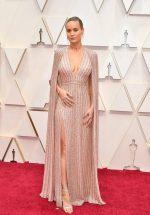 Brie Larson In Celine  @ 2020 Oscars