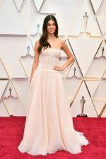 Camila Morrone  In Carolina Herrera  @ 2020 Oscars