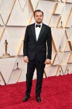Leonardo DiCaprio In Giorgio Armani  @  2020 Oscars