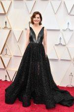 Geena Davis In Romona Keveza  @ 2020 Oscars