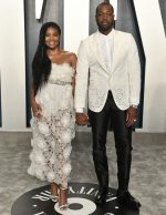 Gabrielle Union & Dwyane Wade @ 2020 Vanity Fair Oscar Party