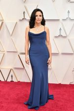 Julia-Louis Dreyfus  In  Vera Wang @ 2020 Oscars