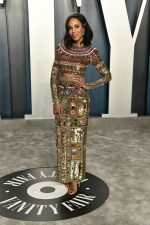 Kerry Washington  In Zuhair Murad Couture @  2020 Vanity Fair Oscar Party