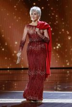 Jane Fonda  In @ Elie Saab @  2020 Oscars