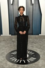 Gugu Mbatha-Raw In Louis Vuitton @ 2020 Vanity Fair Oscar Party