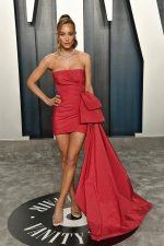 Hannah Jeter In Zuhair Murad  @ 2020 Vanity Fair Oscar Party