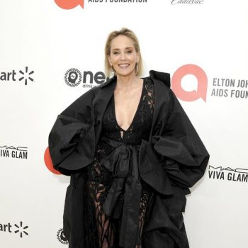 sharon-stone-in-elie-saab-2020-elton-john-aids-foundation-academy-awards-viewing-party