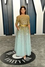 Marisa Tomei  In Georges Hobeika Couture @  2020 Vanity Fair Oscar Party
