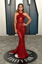 Kate Beckinsale  In Zuhair Murad @   2020 Vanity Fair Oscar Party