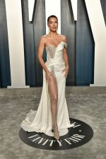 Adriana Lima  In Ralph & Russo Couture @ 2020 Vanity Fair Oscar Party