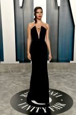 Sara Sampaio  In Armani Prive @ 2020 Vanity Fair Oscar Party