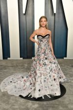 Sydney Sweeney In Ralph & Russo @ 2020 Vanity Fair Oscar Party