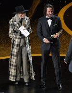 Diane Keaton  In Ralph Lauren  @ 2020 Academy Awards