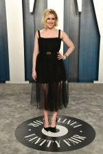 Greta Gerwig  In Christian Dior  @ 2020 Vanity Fair Oscar Party