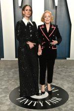 Sarah Paulson  In Andrew Gn @ 2020 Vanity Fair Oscar Party
